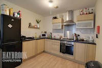 Open Plan Kitchen / Living Area 26ft 6ins x 11ft 1ins (8.1