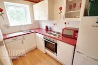 Kitchen 8.08ins x 5ft .06ins (0.21m x 1.53m)