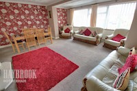 Lounge/Dining Room 18ft .11ins x 18ft .03ins